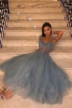 Ball Gowns Evening, Ball Gowns Prom, Ball Gown Dresses, A Line Dresses, Evening Dresses, Dresses 2016, Pretty Prom Dresses, Lace Homecoming Dresses, Beautiful Dresses