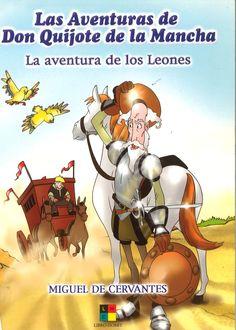 Las aventuras de Don Quijote de la Mancha: La aventura de los leones (2004) - ED/Quijotes 2004/14 (vol. 3)