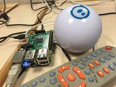 IoT et objets connectés : démonstration avec Sphero