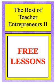 26 FREE LESSONS at The Best of Teacher Entrepreneurs II - Go to The Best of Teacher Entrepreneurs for this and other free lessons. Posted on January 17, 2015.  #FreeLesson  http://tbote2.blogspot.com/2015/01/free-lessons-priced-lessons-best-of_17.html