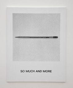 John Baldessari, Goya Series: SO MUCH AND MORE