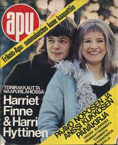 Apu-lehti 1972 - Divari Kangas
