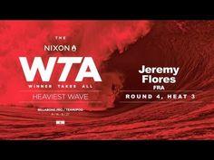 Nixon WTA Billabong Pro Tahiti 2012 - Jeremy Flores