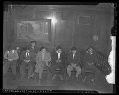 Zoot Suit 1943 | Latino Men Arrested in Zoot Suit Clash, Los Angeles by Unknown Artist