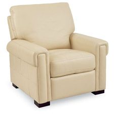I want two lazy boy recliners like this but in brown for my new living room! New Living Room, Living Room Sofa, Living Room Decor, Big Comfy Chair, Comfy Couches, Lazy Boy Recliner, Traditional Family Rooms, Living Room Furniture Arrangement, New Furniture