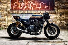 Lest go! Yamaha XJR1300 Cafe Racer by Iron Heart #CafeRacer #YamahaYardBuilt | caferacerpasion.com