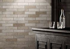 Pavimento o revestimiento Treverkcharme Brown 10x70 cm Brick Marazzi Italian Ceramiche Tienda Online Amado Salvador