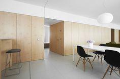 [인테리어]Apartment Refurbishment in Pamplona / Iñigo Beguiristain :: 네이버 블로그