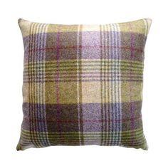 Tweed Square Cushion | Dunelm