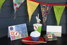 Space Party Ideas - Crafts and Recipes