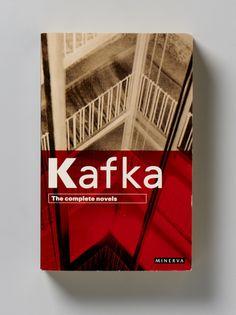Angus Hyland: Franz kafka paperback cover 1992