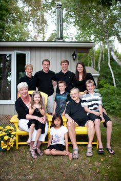 grandparents & grandchildren: perfect number for my family