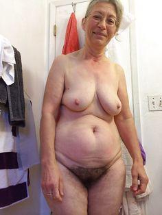 my grandmother nude