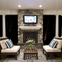 Outdoor Room Design, Pictures, Remodel, Decor and Ideas - page 55