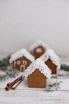 ... gingerbread house ...