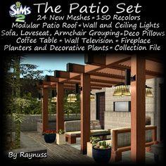 Imagine That!: The Patio Set