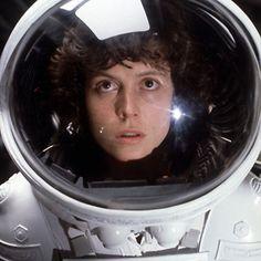 Ripley. (heroine of the Aliens series)
