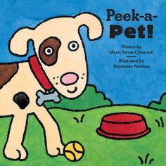 Peek-a-Pet! by Marie Torres Cimarusti
