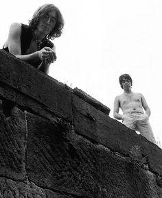 John Paul, Paul Mccartney, John Lennon, Cool Bands, The Beatles, Revolution, Religion, Singer, Let It Be