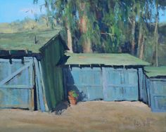 Sheds at the Cove