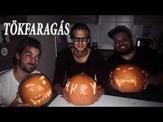 Tökfaragó kihívás ( Török Ábel, Henry Kettner ) - YouTube Pumpkin Carving, Youtube, Instagram, Pumpkin Carvings, Youtubers, Youtube Movies