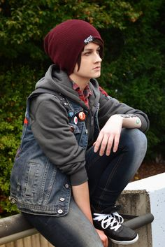 INFAMOUS SECOND SON Delsin Rowe Cosplay