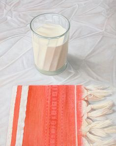 Milk 2004 Oil on canvas 13 x 15 in