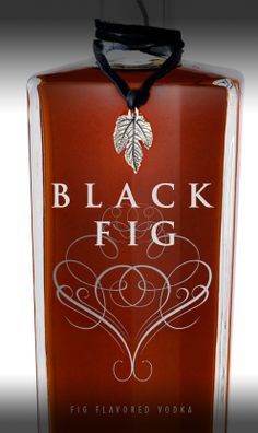 Black Fig Vodka