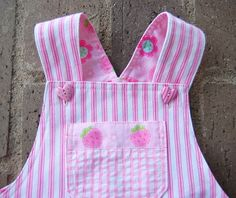 ikat bag: Patterns  - toddler overalls