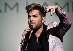 "Watch Adam Lambert Perform ""The Original High"" In A Pink Suit at Miami Show @adamlambert http://www.directlyrics.com/watch-adam-lambert-perform-the-original-high-in-a-pink-suit-at-miami-show-news.html …"