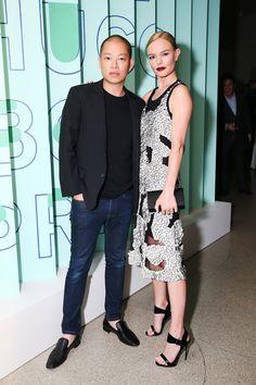 Jason Wu and Kate Bosworth
