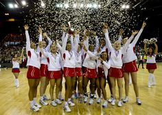 @England Netball win the 3 game series over Australia at Birmingham NIA. #England #Netball
