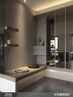 抓住眾人目光 現代風的舒適好宅 40坪打造 3房 2廳-設計家 Searchome