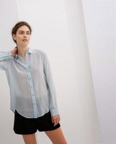 elyellafashion: Pantone colors for s/s 2014 #1: Placid blue
