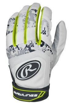 palm logo batting gloves
