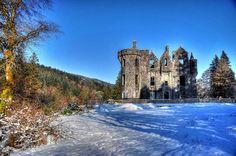 Dunans Castle, Argyll, Scotland