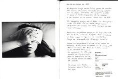 'Diario de una migraña' ('Migraine's diary') by Alba García