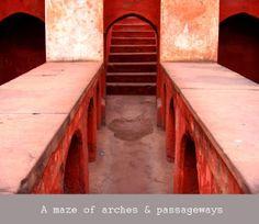 artnlight: India, Jantar Mantar, Delhi