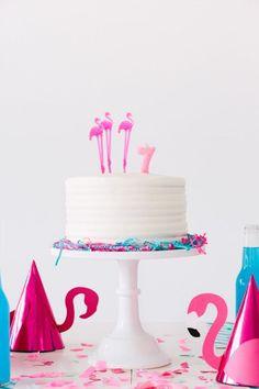 Flamingo Cake Idea!