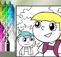 Μικροί Ζωγράφοι με Ποντίκι-Ζωγραφίζουμε ηλεκτρονικά My Teacher, Fallout Vault, Boys, Fictional Characters, Art, Baby Boys, Art Background, Kunst, Performing Arts