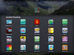 Guided Reading Apps for iPad