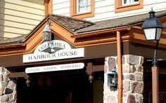 Lunch Day 1 or 2 at Magic Kingdom! Walt Disney World - Magic Kingdom - Columbia Harbour House