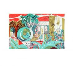 Shop   Hepworth Wakefield Hepworth Wakefield, Contemporary Artists, Tapestry, Claire, Garden, Illustration, Artwork, Prints, Painting