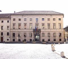 Palazzo Piloni a Belluno - sede della Provincia - Dolomites, province of Belluno, Veneto, Northern Italy