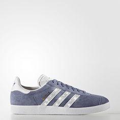 Sneaker * Adidas * Gazelle * Glitzer * blau grau taube * Sally * Glitzerkick * Fashion Highlight * Style