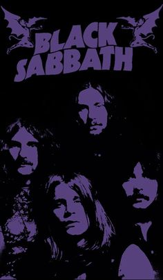 Sabbath You are in the right place about Musical Band anime Here we offer you the most beautiful pictures about the Musical Band show you are looking for. When you examine the Sabbath part of the pict Heavy Metal Rock, Heavy Metal Music, Heavy Metal Bands, Rock Band Posters, Rock Y Metal, Vintage Music Posters, Band Wallpapers, Tribute, Metal Albums