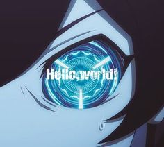 OP Blood Blockade Battlefront. Hello, world! by Bump of Chicken (lets take a moment to appreciate that band name)