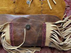 Fringe purse DIY: Finally! I've been looking for a fringe bag tutorial for ever!