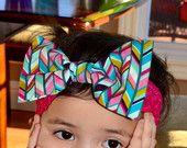 Adorable fabric headband