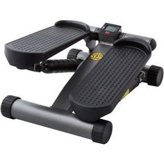 Mini Stepper with Monitor by Gold's Gym to Tighten & Tone, 250 lbs, Targets calves, thighs, buttocks and hips. Mini Stepper with Monitor. Stair Machine Workout, Stair Stepper Workout, Workout Machines, Exercise Machine, Cardio Equipment, Home Gym Equipment, Fitness Equipment, Training Equipment, Gym Workouts